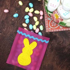 No-Sew Treat Bags | Cup Of Sugar