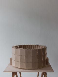 Nicolai Bo Andersen Arkitekt Studios Architecture, Architecture Office, Architecture Drawings, Architecture Portfolio, Architecture Design, Architectural Sculpture, Architectural Models, Architectural Presentation, Arch Model