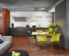 12 Charming modern dining room design ideas: 2015 trends