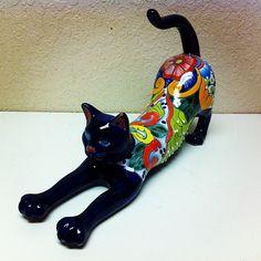 Talavera Cat