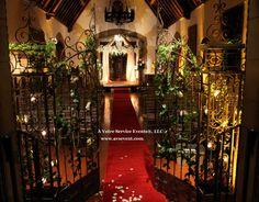 Indoor Garden Wedding   5 Tips for Beautiful Garden Parties