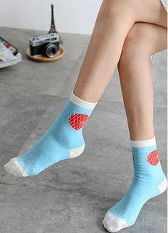 women fruite Cartoon pattern socks