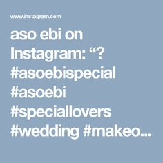 "aso ebi on Instagram: ""👌 #asoebispecial #asoebi #speciallovers #wedding #makeoverby @_timelessbeauty"""