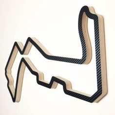 Race Track Wall Art >> Circuit De Spa Francorchamps Wooden Racing Track Wall Art Carving