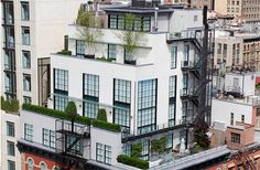 TriBeCa Penthouse Masterpiece TriBeCa New York, New York Townhouse in the sky. Phenomenal finishes abound in this sq. penthouse in the heart of TriBeCa. New York Penthouse, Duplex New York, Luxury Penthouse, Penthouse Apartment, Townhouse, York Apartment, Dream Apartment, Penthouse Garden, Manhattan Penthouse