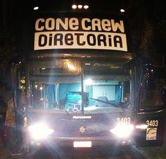 Cone Crew, Familia Corleone, Broadway Shows, Neon Signs