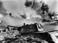Battle of Kursk 1943 Soviet Union Bataille De Stalingrad, Eastern Front Ww2, Stock Pictures, Stock Photos, Battle Of Stalingrad, T 34, Iwo Jima, Ww2 Photos, War Film