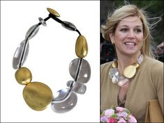 Scoop: Máxima's juwelen van Monies | ModekoninginMaxima.nl