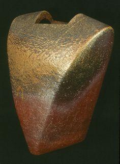 Bizen ceramists Wakimoto Hiroyuki (Japanese:1952) -  Show in 2006
