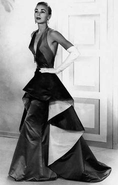Gowns by Irene Lentz