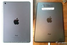 iPad mini 2 and iPad 5 tipped for August production: specifications MIA