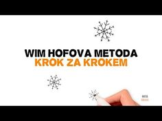 Wim Hofova Metoda - krok za krokem - část 1/2 - YouTube Wim Hof, It Cast, Youtube, Sport, Deporte, Excercise, Sports, Exercise