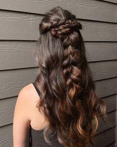 san diego bridal hairstylist (@styled.byjordan) • Instagram photos and videos Boho Bridal Hair, Bridal Hair Inspiration, San Diego, Dreadlocks, Long Hair Styles, Videos, Photos, Instagram, Pictures