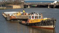 s walsh & sons tug olympian 13 01 2014 | Flickr - Photo Sharing!
