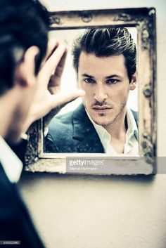 Actor Gaspard Ulliel is photographed for Self Assignment on June 22, 2016 in Paris, France.