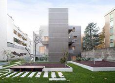 Residential Building in Via Bellincione,© Barbara Corsico
