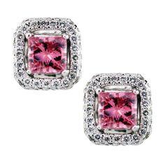 Fine Pink Diamond Jewelry