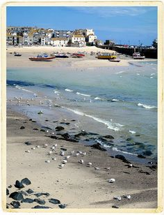St Ives, Cornwall by Caroline Saxby