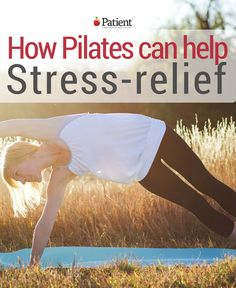 How Pilates can help with Stress-relief - By blogger and Pilates instructor Robin Long The Balanced Life    #blog #Pilates #exercise #fitness