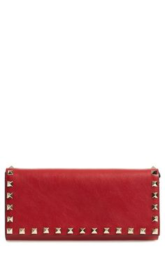 Valentino 'Rockstud' Wallet on a Chain available at #Nordstrom