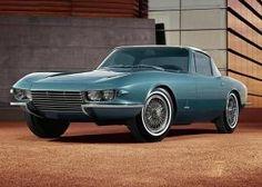 1963 Chevrolet Corvette Coupe Speciale 'Rondine'