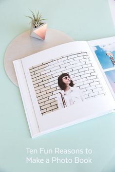 Silly, serious, and downright fun reasons to get your photos off of your phone. Get 30% off Photo Books and Zines in the Parabo Press App with code BKS30 thru 3/23/16.