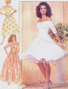 80s Nicole Miller Butterick Sewing Pattern 5944 by CloesCloset, $12.00