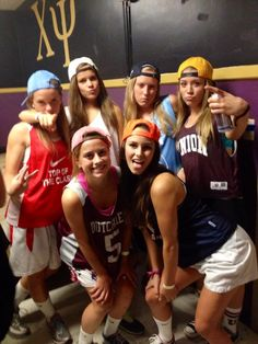 High school stereotypes theme- lax bros