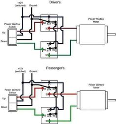 M Wiring Diagram Ignition on