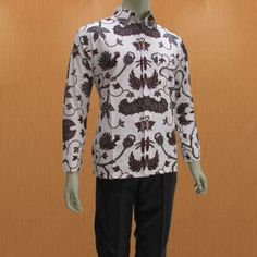 butik grosir baju batik lengan panjang pria model dan motif terbaru dengan  harga paling murah dari semua toko online baju batik solo semarang jakarta fe431bd6d2
