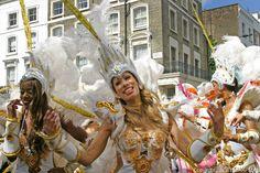Jacky Chapman, Notting Hill Carnival, London UK