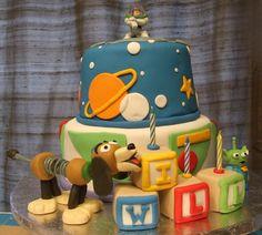 Barney Baby Bop Bj Fondant Figures Cakes Cupcakes