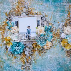 Hello Blue Fern Studios Fans! Here's my turn to share with you two new layouts and a video tutorial . This month, I had so much fun wi...