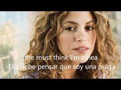 Shakira - Don't Bother Español & English Lyrics
