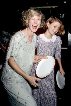 Blythe Danner and daughter, Gwyneth Paltrow
