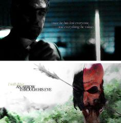 Arrow - Slade Wilson #2.9 #Season2