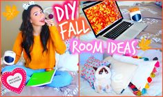 Make your Room Cozy for Fall! DIY Room Decorations For Cheap Mylifeaseva (Ava) if you didn't know