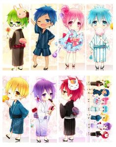 8 Pcs/Lot 2015 Anime Kuroko no Basket Haizaki shougo Hayama Kotaro Ne Takeya Eikichi Bookmark High Quality for Student's Gift