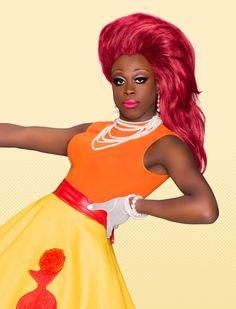 Bob the Drag Queen on RuPaul's Drag Race Season 8