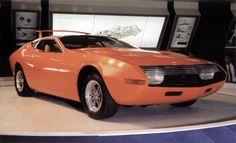 1969 Toyota EX-1