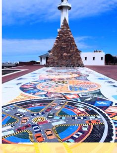 Port Elizabeth- exhibit 67 Public Art Works symbolizing Nelson 67 years of political life in the Eastern Cape of South Africa – wanaabeehere