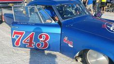 Andy Lloyd 743 just qualified for the record.  Record run will happen tomorrow AM.  #daytwo #Raceday #photoshoot #BonnevilleSaltFlats #Speedweek #wendover #nevada @tiger.sky.studios #tigersky #Studebaker #carporn #Autoart