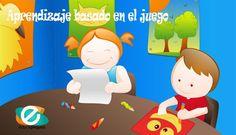 Aprendizaje basado en el juego, aprendizaje, aprendizaje educativo, escuelas…