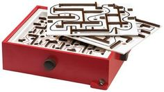 BRIO Deluxe Labyrinth: a great game for developing concentration, reasoning and patience! #holidays #gifts #toys #YoYo