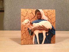 Wow. Papa heeft een geit gekregen van Mama... Gelukkig krijgt hij 'm niet echt zelf, maar heeft een arm gezin in Bangladesh er zo wat aan. Papa vindt het een top-cadeau, maar ik heb er niet echt iets aan. Wanneer gaan we naar de kinderboerderij?