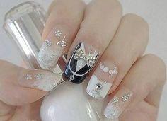 Unas uñas creativas y diferentes #Wedding #Boda #Beauty #Ideas #Inspiracion #AmoreMio