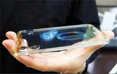 Foldable, transparent and multi-screen smartphones