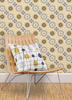 http://www.tangletree-interiors.co.uk/wallpaper/mini-moderns/mini-moderns-wallpaper/darjeeling/darjeeling---azdpt021---mustard/