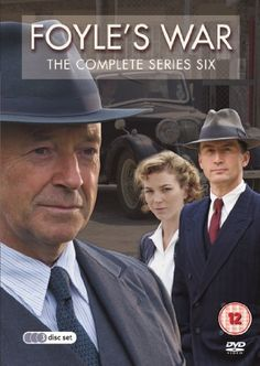 "In ""Foyle's War,"" World War II rages around the world as Inspector Foyle fights a war against crime and espionage on the south coast of England."