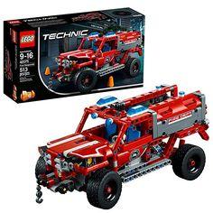 Baukästen & Konstruktion LEGO® Technic 42075 First Responder 513 Teile